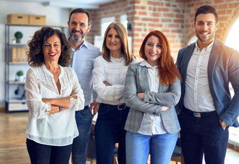 Team at Integrity Mortgage Croup
